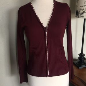 3 for $20 💖 Sweater with rhinestones!